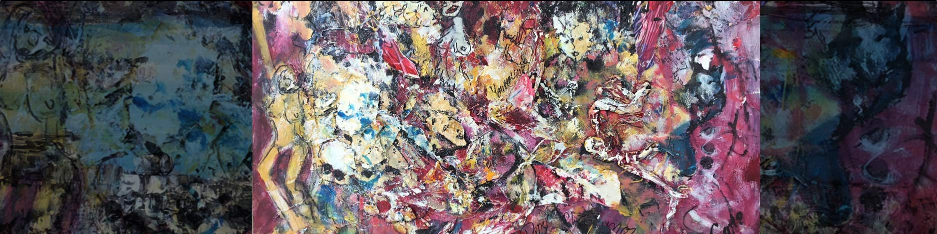 Caroline Fiset - Carof peintre abstraite